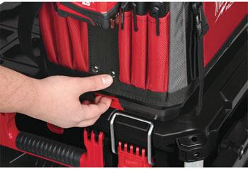 Pritrjevanje 40 cm PACKOUT torbe za orodje