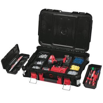 Majhen PACKOUT prenosljiv kovček za orodje