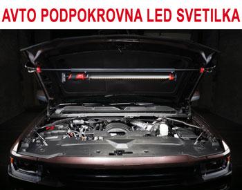 Vrhunska svetloba za avtomehanično delavnico z avto podpokrovno svetilko Milwaukee